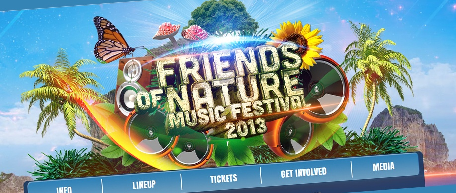 Friends of Nature Music Festival